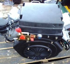 20HP空気によって冷却されるVの対のディーゼル機関