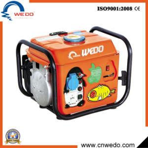 Wd950 2 치기 손 시작 홈 사용 650W 프레임을%s 가진 휴대용 가솔린 발전기