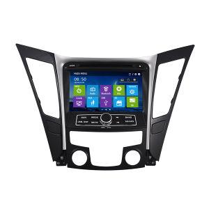 DVD с системой навигации GPS для Соната 2011 с Windows 8 интерфейс iPod RDS тюнер Philips (IY8016)