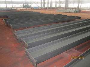 Structure de acero Beam10 para Warehouse /Building