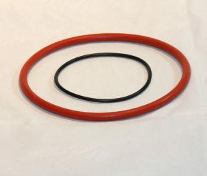 El anillo de sellado de productos de caucho de silicona