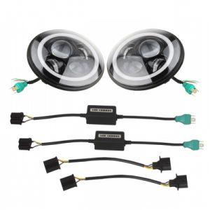 ジープのラングラーH/LのためのLED車ライトは4800lm 40Wを卸し売りする