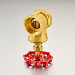 Gás de latão Válvula de Esfera de borboletas do Solenóide de Controle de Globo giratória em aço inoxidável Y Flangeado Bronze do Filtrador da Válvula Mini