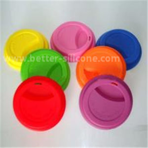 Cocina las tapas de la copa de caucho de silicona de moda