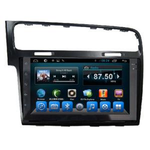 in Car Entertainment con il lettore DVD di Sat Nav GPS Screen per Volkswagen Golf 7