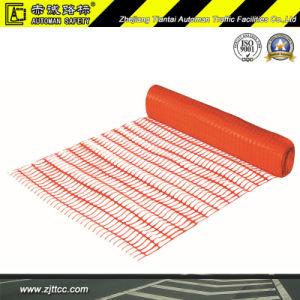 1.2M orange de la construction de clôtures temporaires de protection de sécurité d'avertissement (CC-BR-09026)