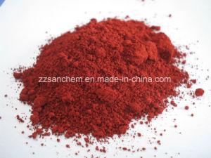 Thermochromic Verf kleurt Rood Oxyde 110 130 190 van het Ijzer met pigment