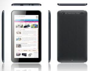 7 polegada MT8389 Quad Core 1G/8G+GPS+Bt+FM+HDMI+3G DUPLO SIM Chamando Tablet PC