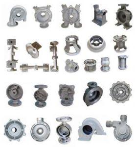 ConstructionおよびMining Machinesのための鋳造Parts