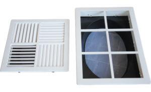 Grille de ventilation réglable Air Linéaire (P100 - P500)