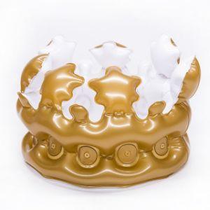 Inflables de PVC Vitoreando Crown Hat para promoción