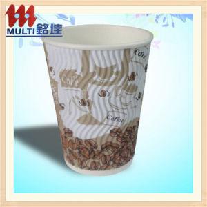 Одноразовые горячего кофе чашку с ручку крышки багажника
