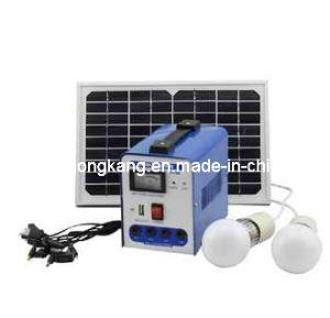 Générateur solaire portable 10W définit, Panneau Solaire système (FC-D10)