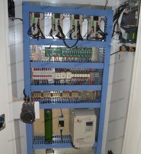 Puerta de madera haciendo Carrusel Atc Router CNC