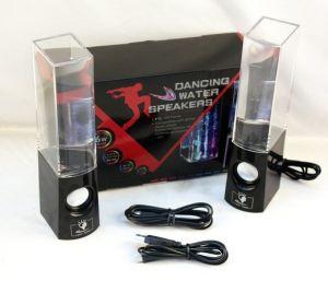 Bunter LED heller Brunnen-Lautsprecher 2013 des Musik-Tanzen-Wasser-Erscheinen-
