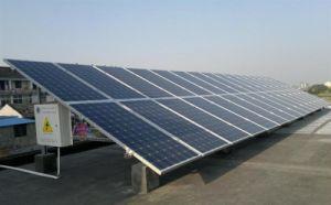 Le logement du système de l'énergie solaire 5kw 5000W système solaire pour la maison