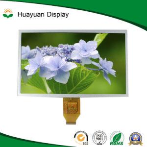 9.0 pouces 800x480 RVB Affichage LCD du panneau TFT