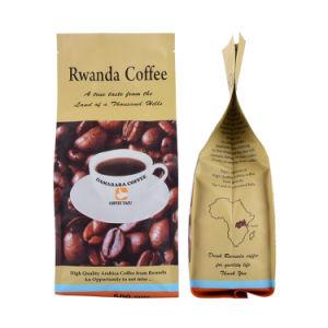 Sellable impresa personalizada bolsa de embalaje de café molido.