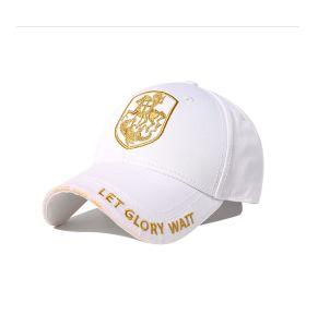 El deporte de sarga de algodón personalizadas de béisbol de la tapa de la moda Hat Cap con bordados
