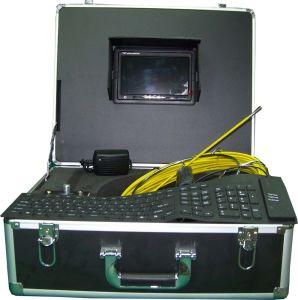 6mm Rohr-Inspektion-Kamera mit mit DVR und Tastaturen