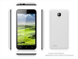 5.0Inch 4G Android Market 6.0 Smart Phone Mtk quad core Lte duplo SIM do telefone móvel (5035)