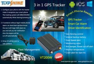 自由な追跡のプラットフォーム・カーの警報システムの手段GPSの追跡者