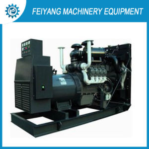 120kw com motor diesel do gerador Deutz wp6d132e200