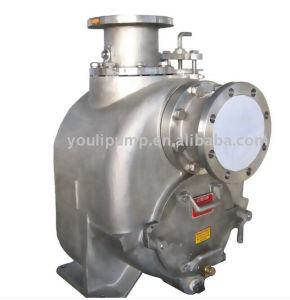L'autonomie de la boue centrifuge en acier inoxydable d'amorçage de la pompe à eau