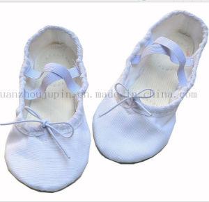 OEM suave colorido de los Niños Los niños Zapatos de puntera de Ballet de Danza para adultos