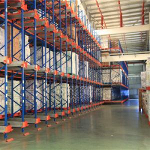 Transporte de paletes de paletes com sistema de depósito Freezed