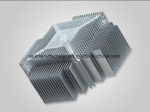 Profilo dell'espulsione della lega di alluminio del dissipatore di calore per il portello e la finestra 03