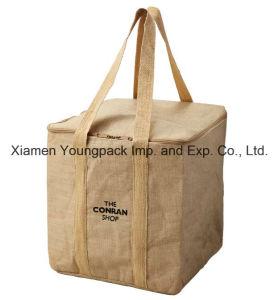 Tissu Non-Woven personnalisé promotionnel Orange petit sac pour refroidir les aliments surgelés