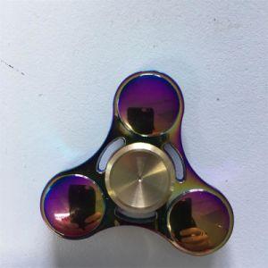 Красочные Fidget вращатель/ Gyro игрушек по продажам с возможностью горячей замены