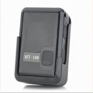 Мини-личные Tracker mt100, Specail Tracker для металлических пациента/заключенного, простой в использовании и двусторонняя связь Tracker GPS