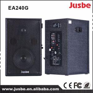 2.4G беспроволочная звуковая система диктора Active микрофона 50W 2.0