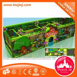 Ongehoorzame Kasteel van de Apparatuur van de Speelplaats van het Thema van de wildernis het Binnen voor Baby