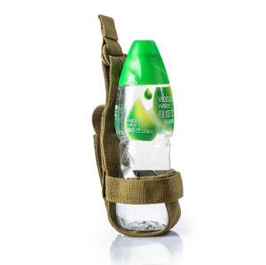 Tactique de la randonnée pédestre sac nylon détenteurs de bouteille d'eau