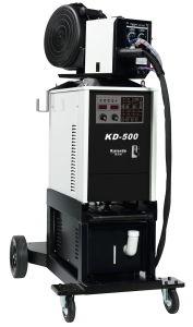 Kd-500 convertidor Digital Máquina de soldadura