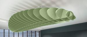 Panneau acoustique anti-feu B1 pour décoration murale et plafond