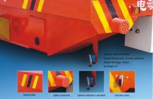 Промышленности бумаги кабеля на базе мотовила электрический магистрали прицепа с плоским экраном