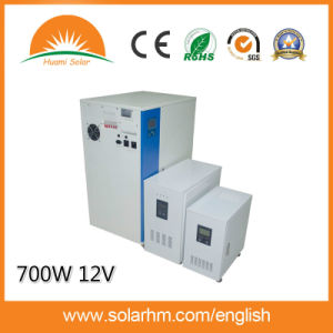 (De ZonneOmschakelaar van het Kabinet tny-70012-20-200) 12V700W met 20A Controlemechanisme