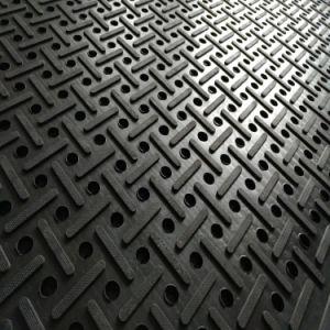 熱抵抗の台所のためのゴム製床のマット