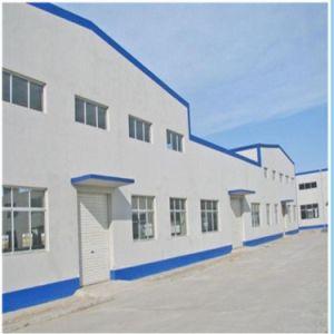 Estructura de acero de la luz ambiental prefabricados Nave