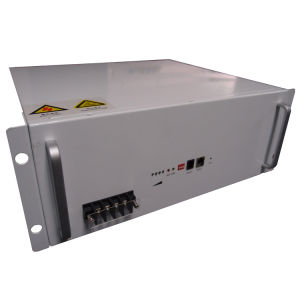 Batería de litio de 48V 100Ah Mechine para médicos de la Estación Base, Telecom