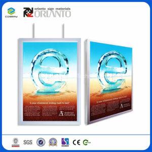 屋内および屋外の超細いライトボックスを広告する正方形の防水アルミニウム