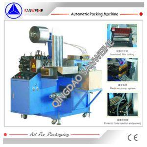 O tapete do mosquito fábrica China máquina de embalagem Automática