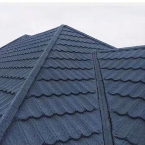 建築材料の高力着色された石造りの金属の屋根瓦