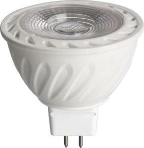 LED- COB -Scheinwerfer-Lampe MR16 6W 450lm AC / DC12V