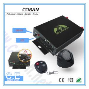 Coban Auto-Warnung GPS-Fahrzeug-Verfolger Tk105 mit Kamera/Temperaturfühler