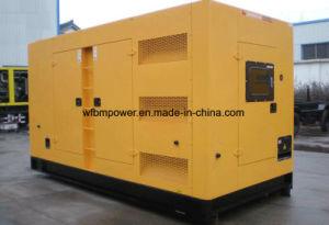 Lärmarmer elektrischer Diesel-Generator Cummins- EngineKtaa19-G6a-Bm500